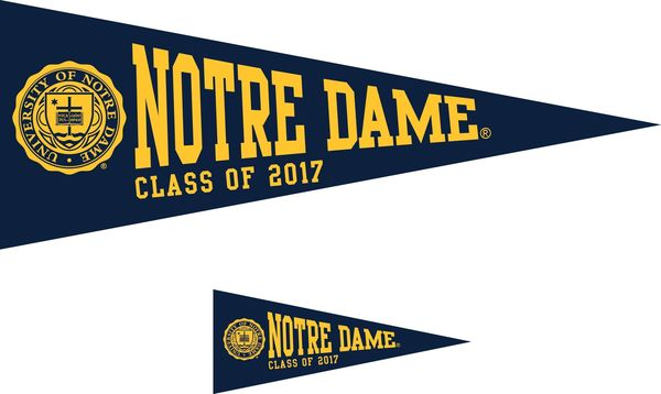 Class Of 2017 Pennant